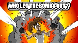 who let the bombs out? by Otamie
