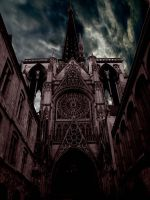 Cathedrale de Rouen 2 by Silberius