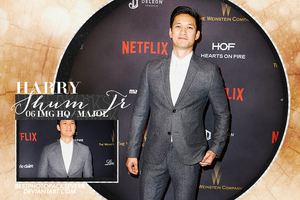 Photopack 7203 - Harry Shum Jr by BestPhotopacksEverr