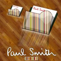 Paul Smith,Folder-Icon for Mac by sarumonera