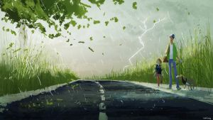 Rumble by PascalCampion