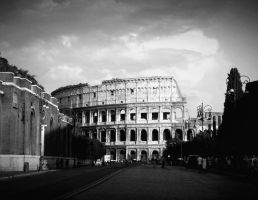 Hey, Roma by anneclaires
