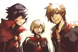 type-0 OT3 by illbewaiting