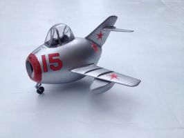 Egg Plane Mig 15 by Jetster1