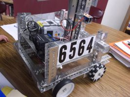 FTC 2013 Robot by AnotherDarkNerd