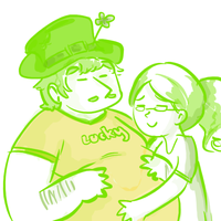 Happy St.P's Day by BrokenCassette