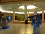 Doctor Who-The Mad Dalek in the Mall by dhbraley