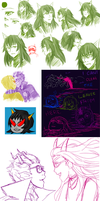 Homestuck Dump1 by dontevenknow-anymore