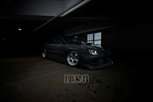 Subaru Black Update by DzDesign