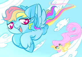 u say u pony im on the way by tearzahs