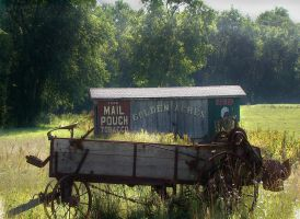 Historic Mail Pouch Barn 2 by jmarie1210