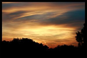SUNSET III by s1even