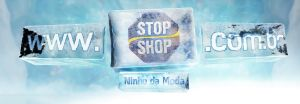 Iced logo - ice logotype by d2neodesigner
