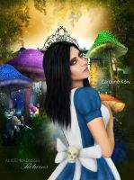 Alice Madness Returns P.M by cahrolzit