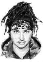 Tom Kaulitz by LykanBTK