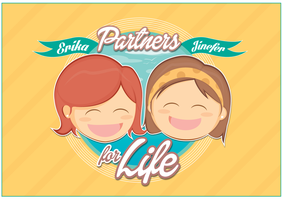 Partners for Life by jerrp