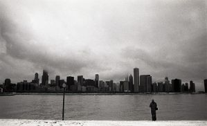 Windy City. by ippiki-wolf