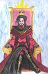 Fire lord Azula by Sherl91