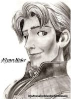 Flynn Rider - Tangled by ChronicleArtist