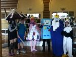 Adventure Time group by dark-wing2