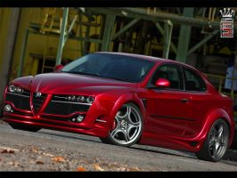 Alfa Romeo :concept: by SaphireDesign