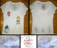 Shirt: anime and other by xox-Brittany-xox