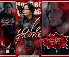 The Hunger Games by ByStronger