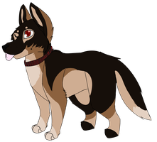 :CO:GSD by Collieh