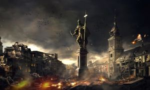 Fall of WarsaW - The Last King Standing by MaiAnhTran