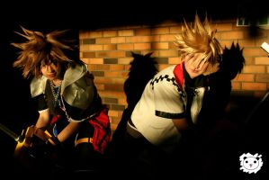 Kingdom Hearts 1.00 by PhotoPanda