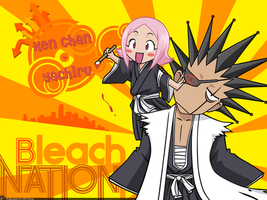 Bleach Nation by panfox