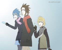 KH: BBS- Sea Salt Ice Cream by LuupY