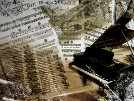 Ode to the Piano by Gemn2000