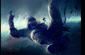 ASTRONAUT by MYCDesign