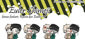 + Euler Shimeji Kiss Edition + by Serket-XXI