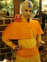 Aang by NaughtsApproach