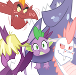 Dragons Don't Do Friends by Changeling209458