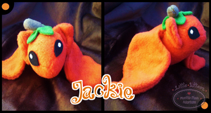 Little Litters - Jackie - Plush by Sparkle-And-Sunshine