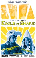 Eagle Vs Shark No.1 by puggdogg