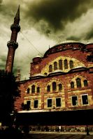 Red Mosque by sakarkral