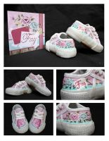 Baby Shoes 'Fay' by Toki-MMMC