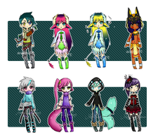 Collab Adopts (OPEN) by malphas90