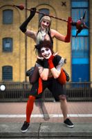 The Harley Twins (MCM Expo 2015.05.24) by TMProjection