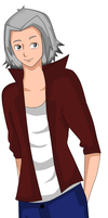 G: Gokudera by LotteQ