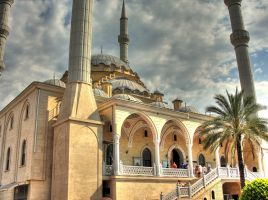 Mosque Manavgat, Turkey by sstando