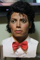 NEW 1/1 Billie Jean MJ bust 2.5 by godaiking