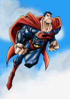 Superman colours by TruZe