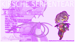 Kirsche Serpentear Profile Wallpaper by PerseBalthasaar