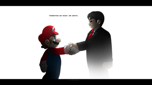 Thankyou, Mr Iwata by SuperCaterina
