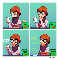 Daily Comic - 01.29.15 by tabby-like-a-cat